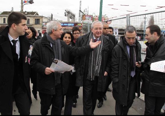 Municipales europe cologie les verts les cologistes for 9 jardin fatima bedar saint denis