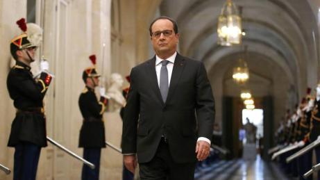 Hollande Congrès