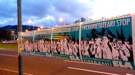 Précarité Bilbao